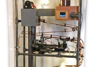 Steampunk IoT Chocolate Factory