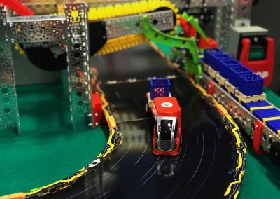 Oracle IoT Cloud Applications for Supply Chain with Augmented Reality Demo
