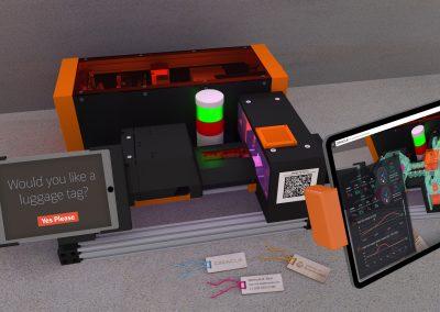 IoT AR Smart Manufacturing